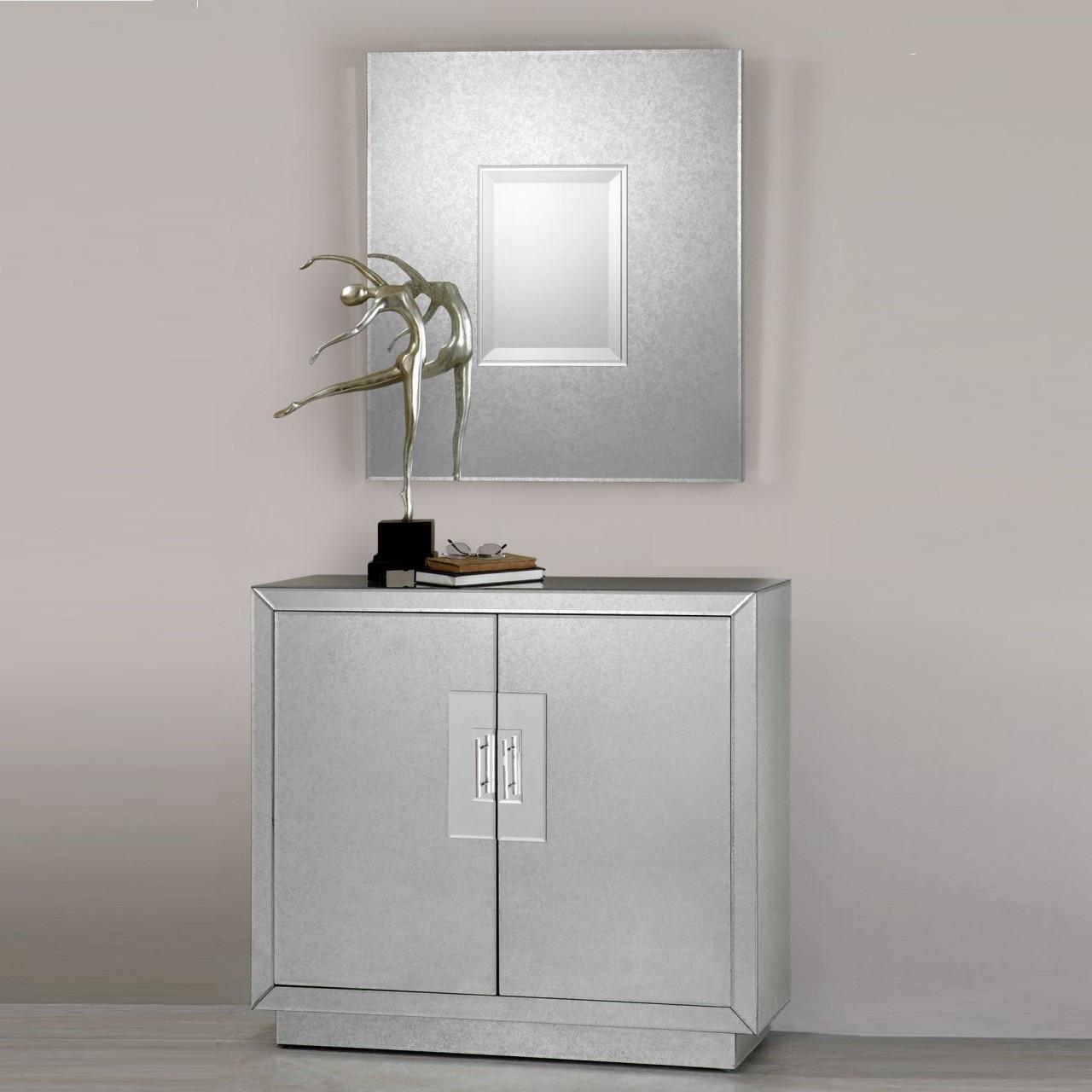 Attrayant Andover Mirrored Console Cabinet