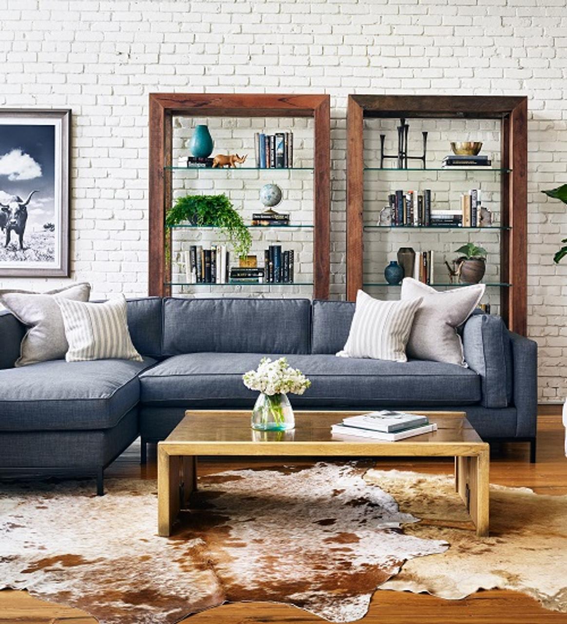 Kid friendly modern modular sectional sofas zin home for Kid friendly sectional sofa