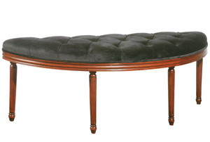 Royal Bed Bench- Tufted Velvet