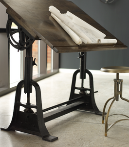 French Architect Drafting Table