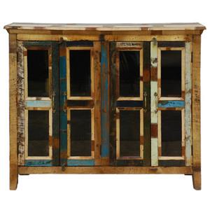 Shabby Chic Double Door Cabinet