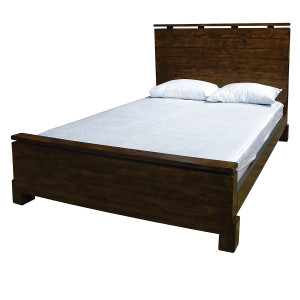 Angora King Size Platform Bed