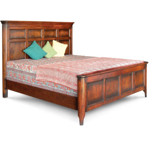 Royalty Solid Wood Queen Bed Frame