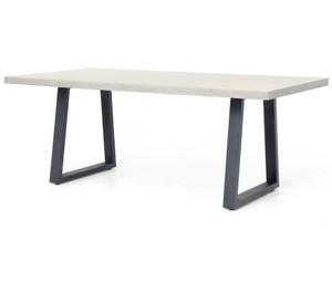 "Masonry Concrete 79"" Dining Table"