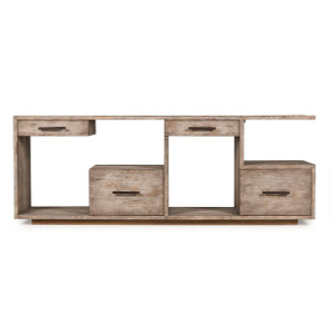 Debbie Driftwood 4 Drawer Media Console