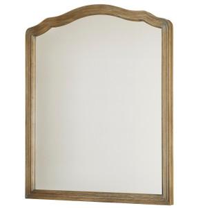 Devon French Oak Dresser Mirror