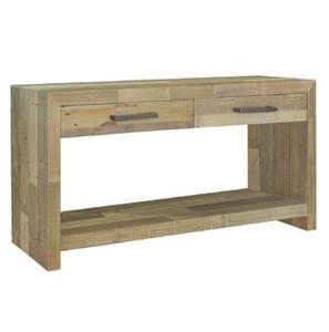 angora reclaimed wood console sofa table zin home. Black Bedroom Furniture Sets. Home Design Ideas