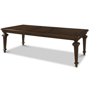 """Proximity Cherry Wood Extending Dining Table 101"""""""