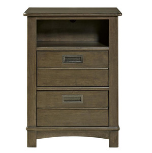 Soho Kids 2-Drawer Nightstand