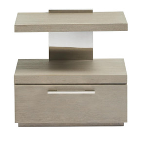Grayson Modern Kids 1 Drawer Nightstand
