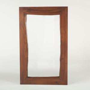 """Brooklyn Loft Solid Wood Frame Mirror 62"""""""