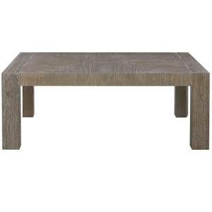 Wilshire Modern Oak Wood Cocktail Table 42""