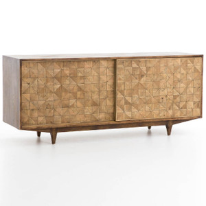 Cosgrove Reclaimed Wood Sideboard Cabinet