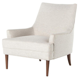 Danya Mid-Century Modern Upholstered Accent Chair
