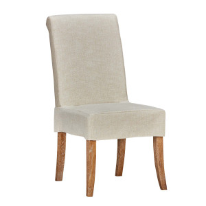 Elle Skirted Dining Side Chair