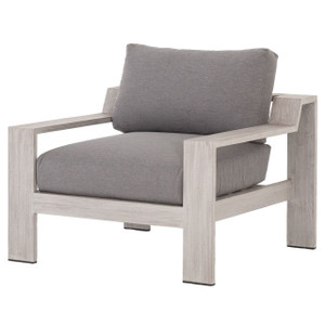 Monterey Grey Teak Outdoor Club Chair