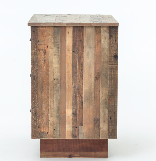 ... Drawers; Angora Reclaimed Wood Small Sideboard Sale