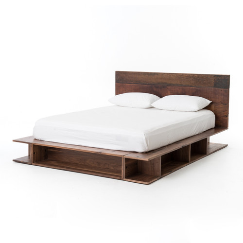 Beds, Bed Frames | Modern King & Queen Size Bed | Zin Home