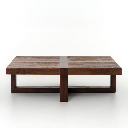 ... Bryan Reclaimed Wooden Coffee Table ...