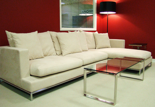 Calvin Condo Glass Coffee Table Zin Home - Calvin coffee table