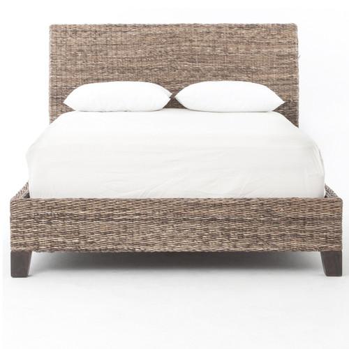platform eksport pin king danish andels modern california bed nordisk teak beds