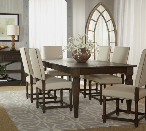 ... Royce Extension Dining Room Table ...