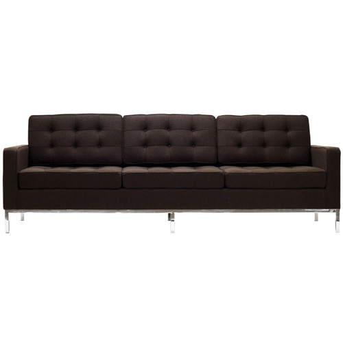 Florence Style Wool Loft Sofa Zin Home