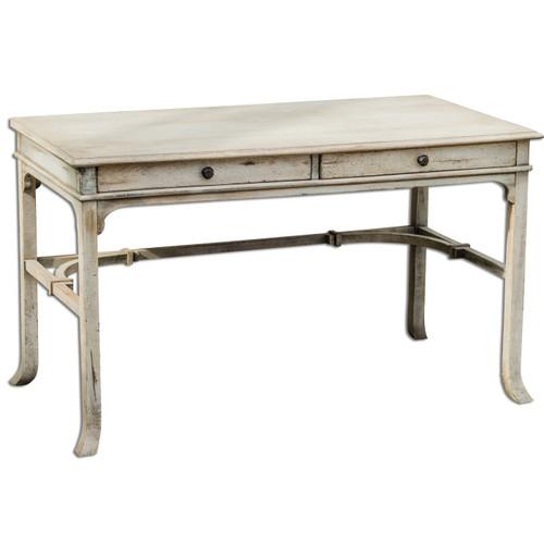 Merveilleux Vintage Writing Desk · Shabby Chic Desk ...