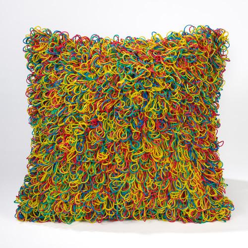 Rubber Band Pillow Multi Bright Quick View Dreamweavers