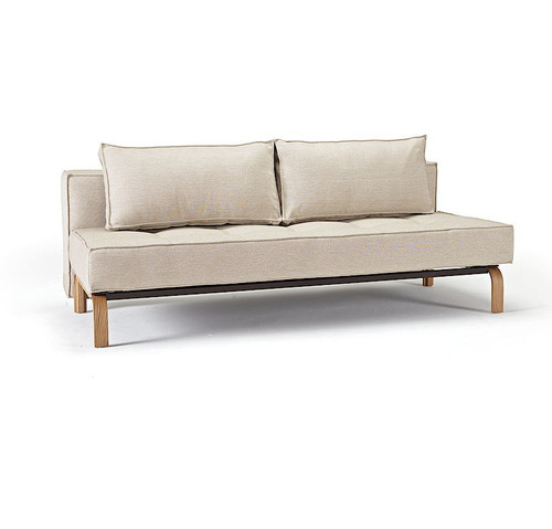 Sly Deluxe Full Size Convertible Sofa Sleeper ...