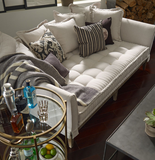 Merveilleux ... Theory Upholstered Daybed Couch ...