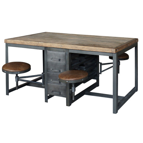 ... Industrial Commercial Work Station Table ...