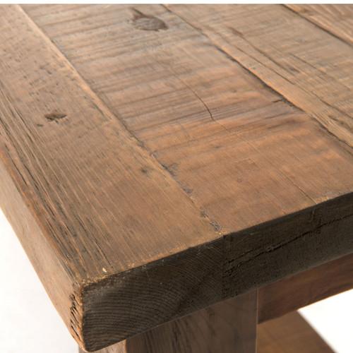... Reclaimed Wood Pub Table ...