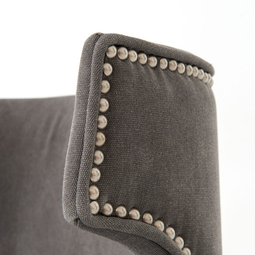 Ordinaire ... Nailhead Dining Chairs · Task Dark Gray ...