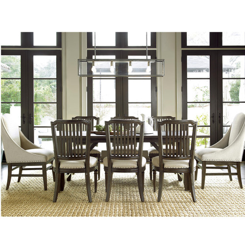 ... Table Set; French Oak Extendable Farmhouse Dining Room Set ...