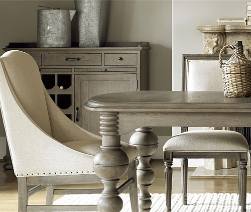 ... Grand Baluster Table ...