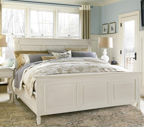 French Country Bed Frame Cal King