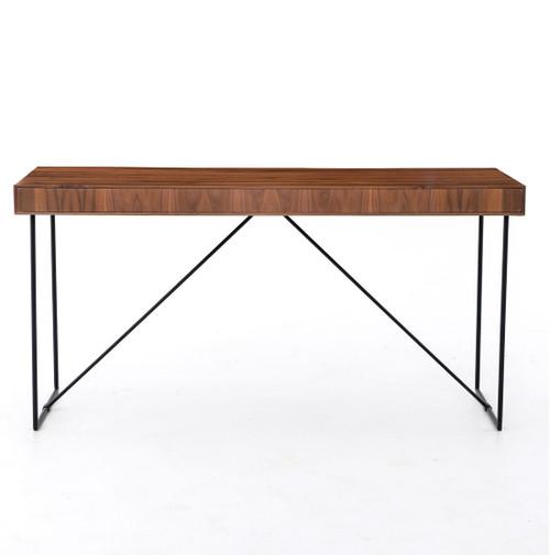 modern wood office furniture. Bina Wright Industrial Modern Wood Office Desk Furniture