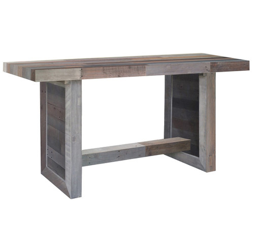 reclaimed wood dining room table kitchen tables zin home