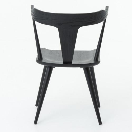 ... Ripley Black Oak Dining Chair Sale ...