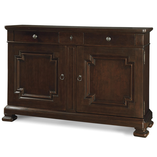 Proximity Cherry Wood Dining Room Credenza Buffet | Zin Home