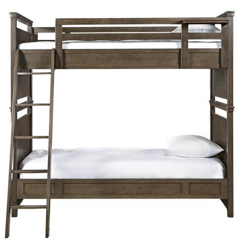 Soho Kids Twin Over Twin Bunk Bed