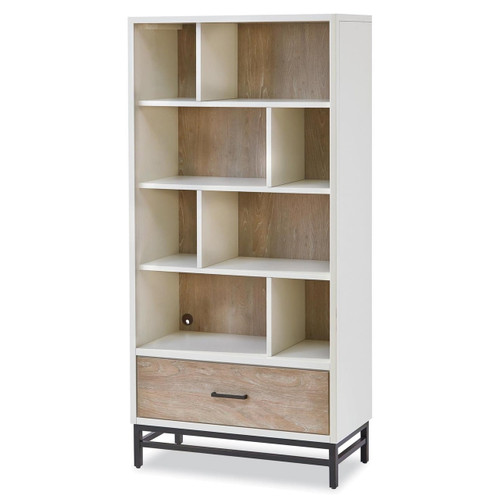 #MyRoom Modern Kids Bookcase - White