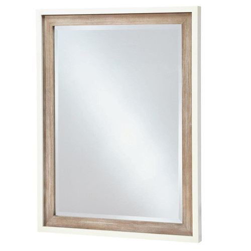 #MyRoom Modern Kids Mirror - Gray & White