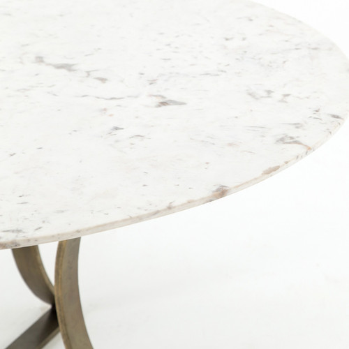 ... Gayla Marble Top Dining Table ...