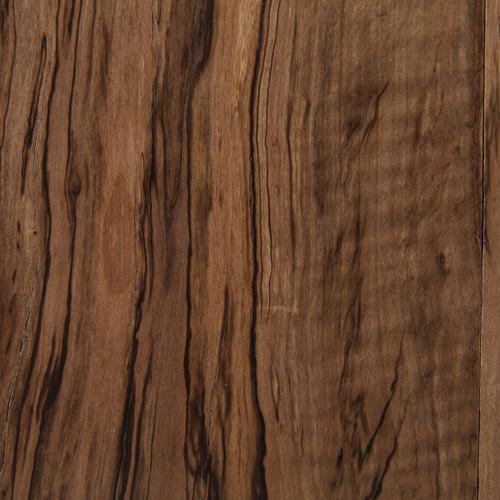 Cross Alder Wood Plank Top Trestle Dining