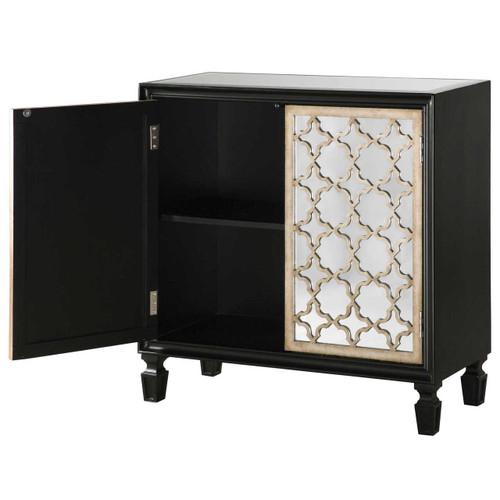 Charmant ... Franzea Mirrored Small Console Cabinet ...