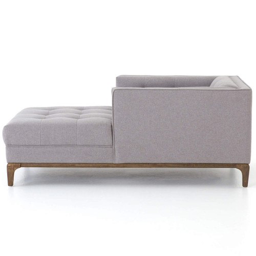 lounge chaise modern mid collection sold century