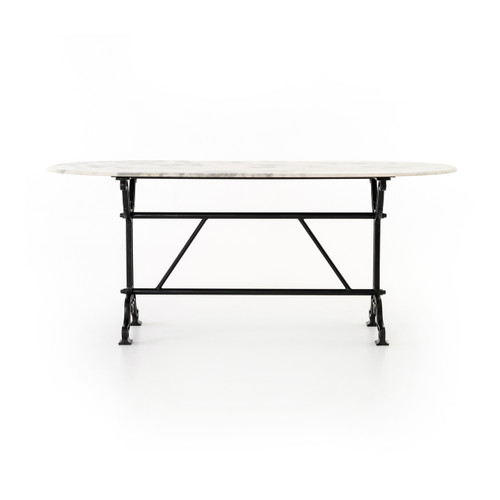... Ava Marble Dining Table 72
