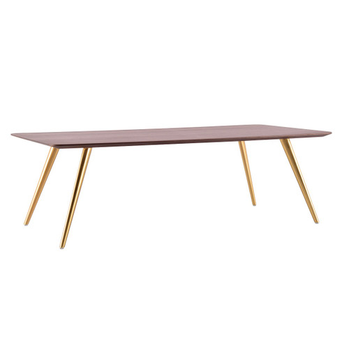 Vedel Industrial Loft Zinc Wood Rectangle Coffee Table: Rustic Reclaimed Wood Coffee Tables